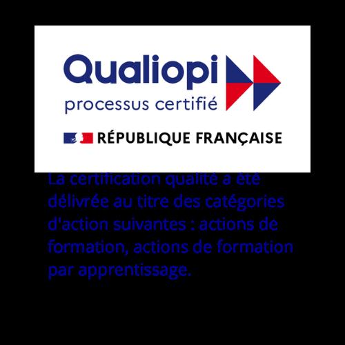 Qualiopi-logos